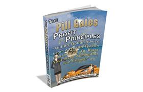 The Pill Gates Profit Principles