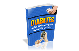 Diabetes WP Ebook Template