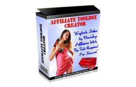 Affliate ToolBox Creator