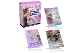 Wedding Savings Revealed