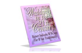 Weddings In The 21st Century