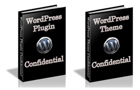 WordPress Plugin and Theme Confidential