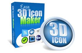 Easy 3D Icon Maker
