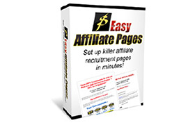 Easy Affiliate Pages