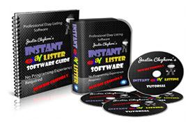 Instant eBay Lister Software