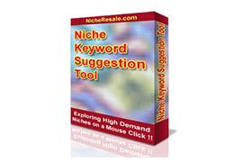 Niche Keyword Tool Suggestion Tool