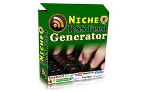 Niche RSS Feed Generator