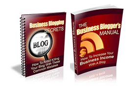 The Business Bloggers Manual