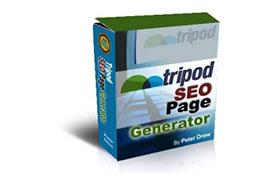 Tripod SEO Page Generator
