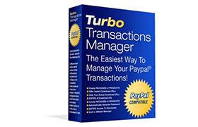 TurboTransactions Manager