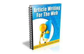 Article Writing For The Web
