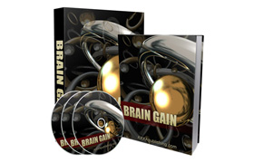 Brain Gain Plus Audio