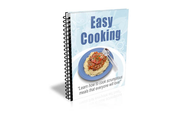 Easy Cooking Newsletter