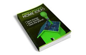 Energy Efficient Home Ideas