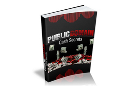Public Domain Cash Secrets Plus Audio