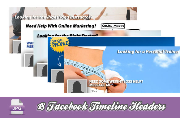 18 Facebook Timeline Headers