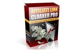 Affiliate Link Cloaker Pro WP Plugin