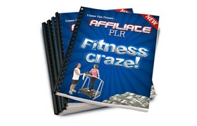 Affiliate PLR Fitness Craze