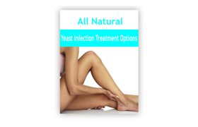All Natural Yeast Infection Treatment