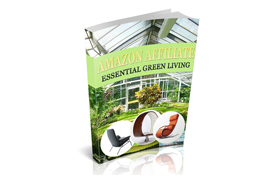 Amazon Affiliate Essential Green Living