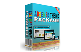 Adesnse WP Theme Package