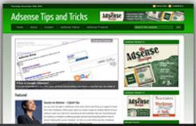 Adsense WP Niche Theme PLUS Extras