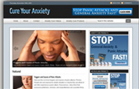 Anxiety WP Theme PLUS Extras