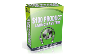 $100 Product Launch System