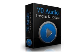 70 Audio Tracks and Loops