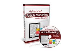 Advanced Article Marketing Audio Course