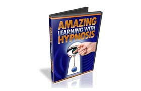 Amazing Learning With Hypnosis Audio
