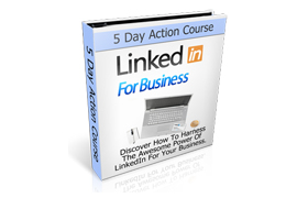 5 Day Email LinkedIn Ecourse