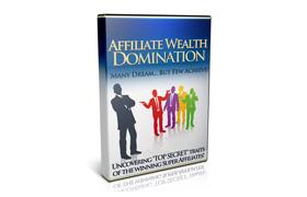 Affiliate Wealth Domination