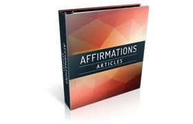 Affirmations Article Bundle