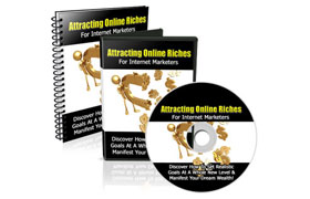 Attracting Online Riches Audio Video Series