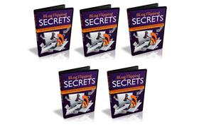 Blog Flipping Secrets Video Audio Series