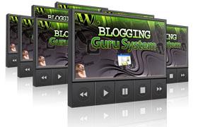 Blogging Guru System