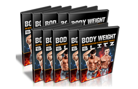 Body Weight Blitz Audio Collection