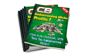 CB Embarrassing Niches Profits