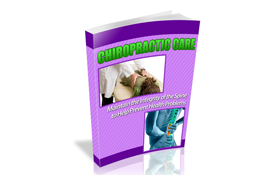 Chiropractic Care WP PSD Ebook Website Template