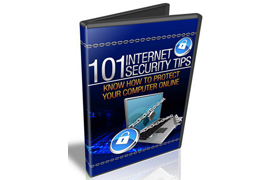 101 Internet Security Tips Video