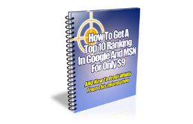 Top Ranking Google Product