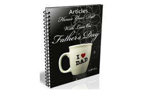 Father Days PLR Articles