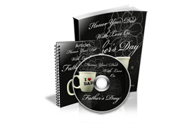 Honor Your Dad With Love On Fathers Day Collection