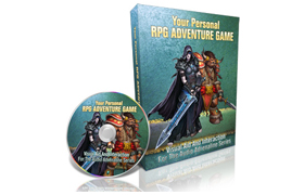 Your Personal RPG Adventure Game