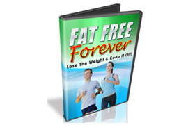 Fat Free Forever Self Hypnosis Audio