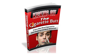 Kicking Off The Cigarette Butt Guide