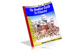 The Newbies Guide To Vitamins