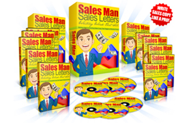 Sales Man Sales Letters Video Series