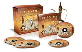 The Antique Collector Template